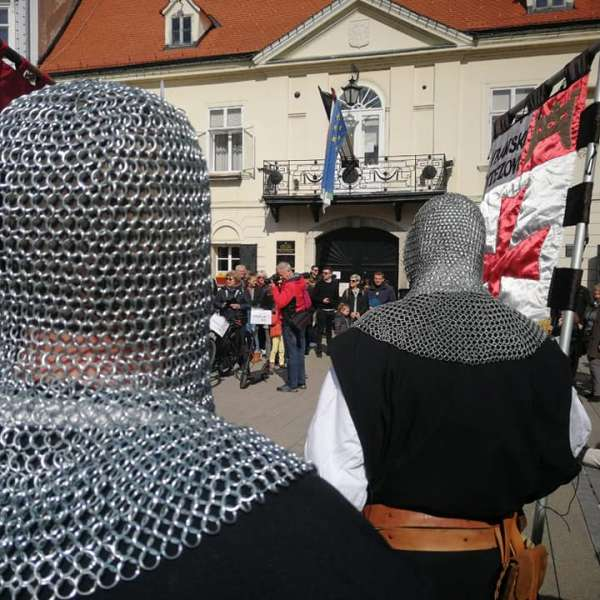 15. godinu za redom bitka kod Samobora.